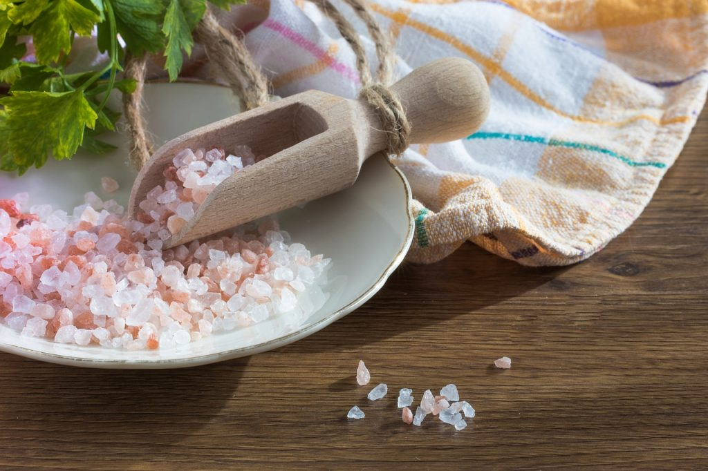 pink himalayan salt and why too much sodium is bad